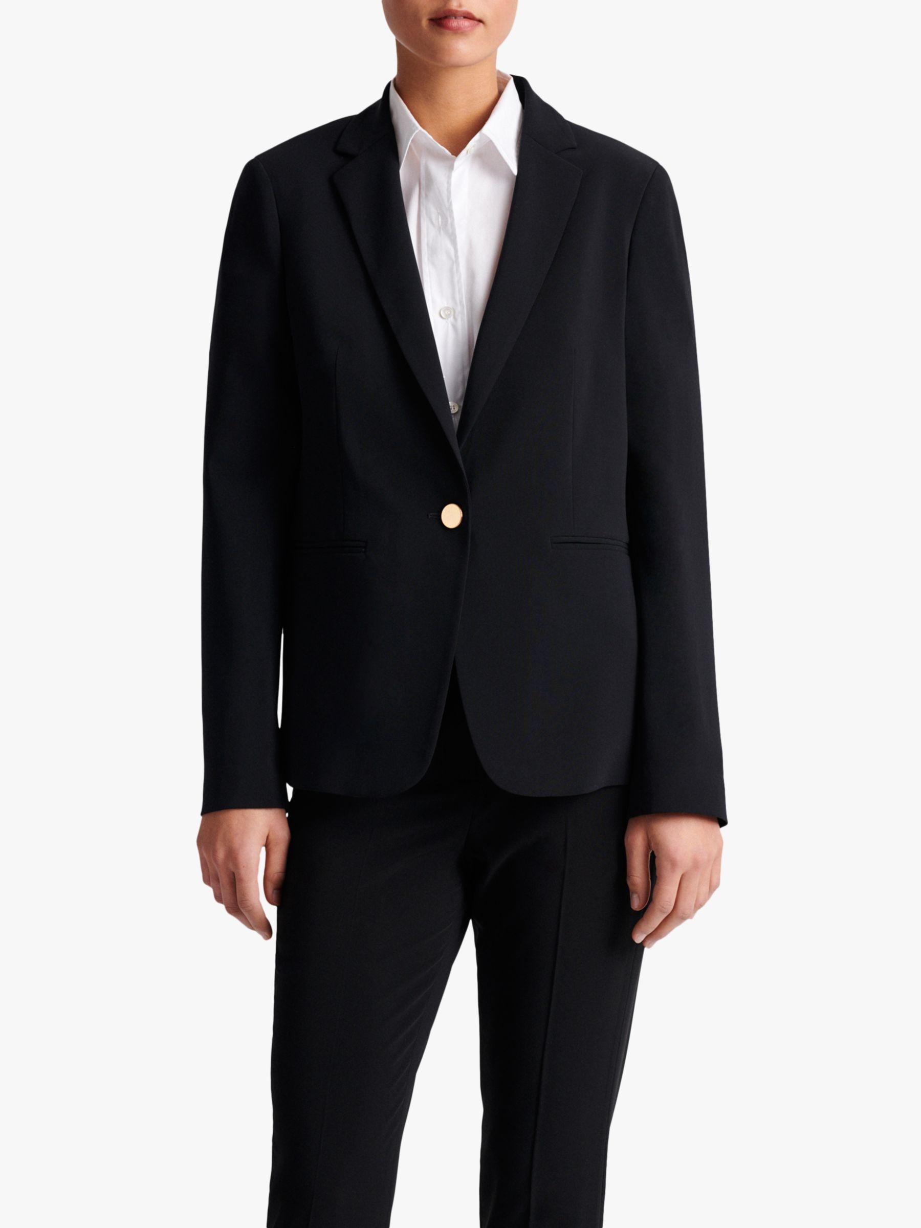 Gerard Darel Gerard Darel Alida Tailored Jacket, Black
