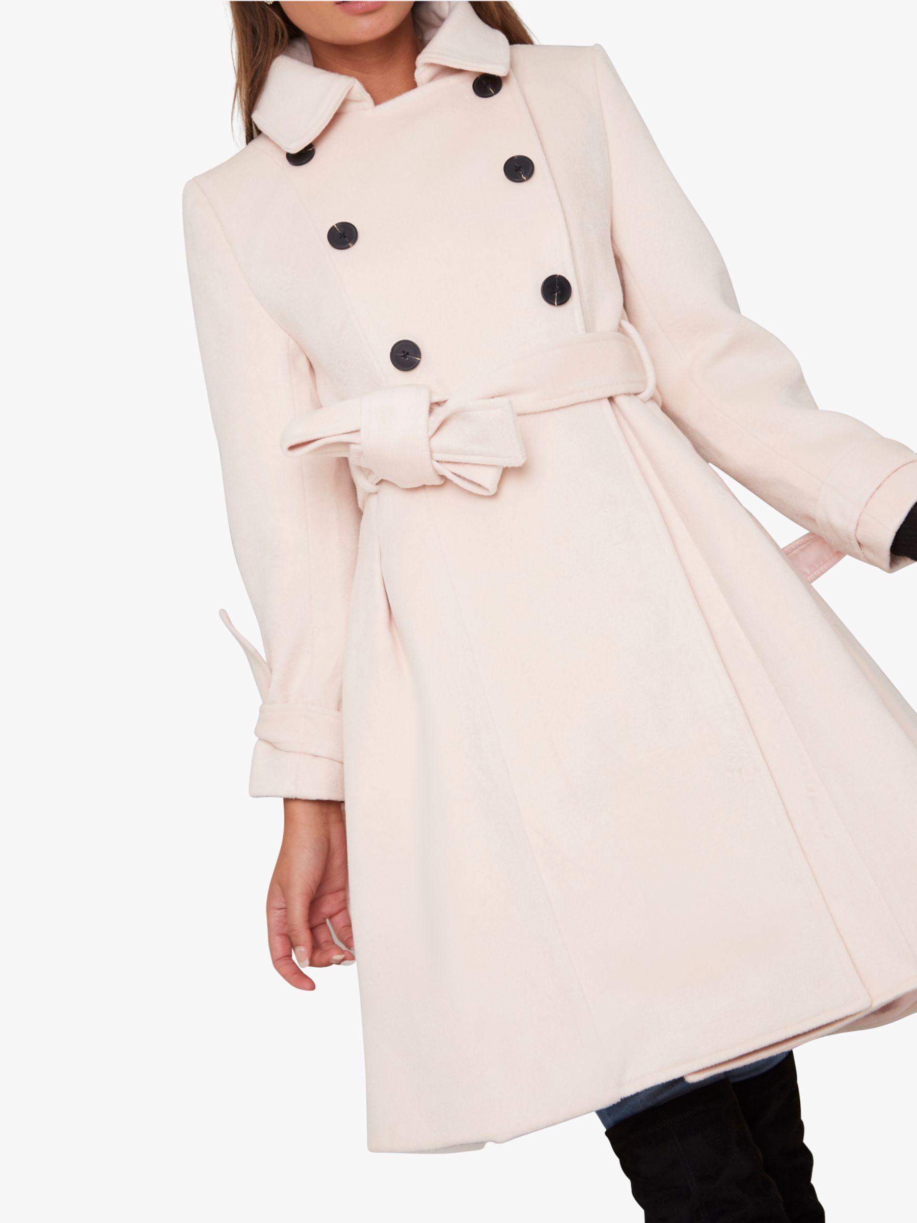 Chi Chi London Chi Chi London Faye Coat, Mink