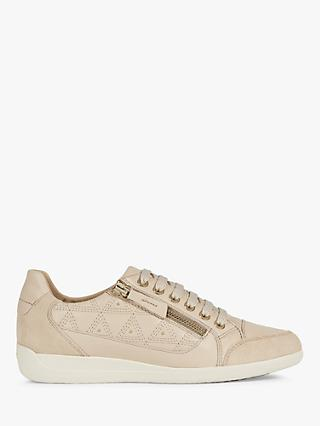 Geox Women's Myria Zip Detail Trainers