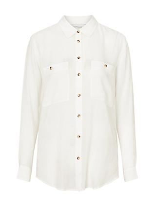 Club Monaco Marnee Shirt, White