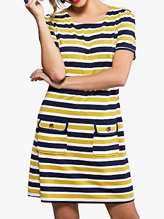 Yumi Stripe Pocket Dress, Multi