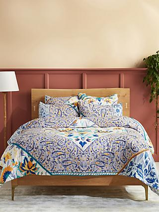 Anthropologie Elspeth Standard Pillowcase, Multi