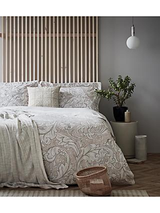 Morris & Co. Pure Bachelor's Button Bedding
