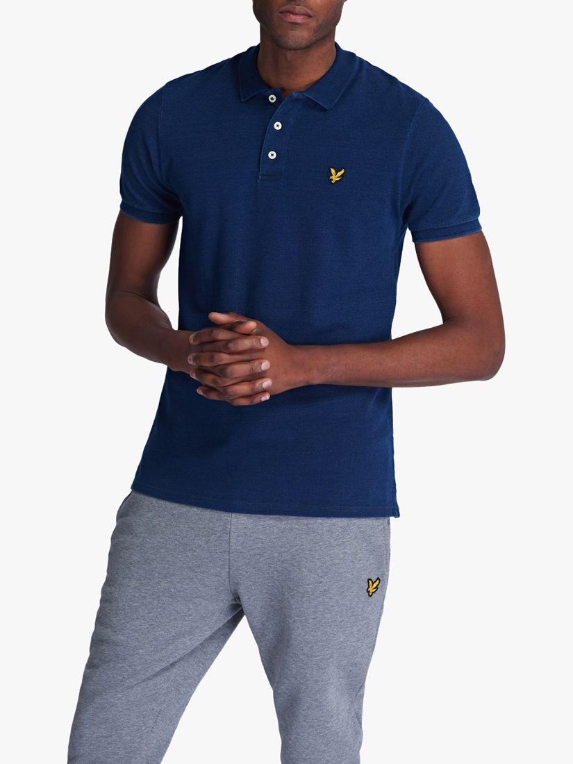 Lyle & Scott Lyle & Scott Cotton Polo Shirt