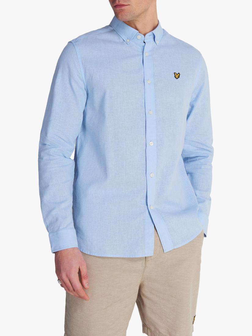 Lyle & Scott Lyle & Scott Cotton Linen Shirt