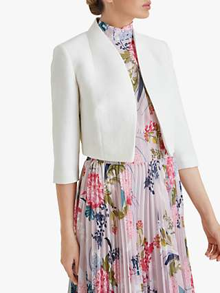 Fenn Wright Manson Petite Caterine Cropped Tailored Jacket