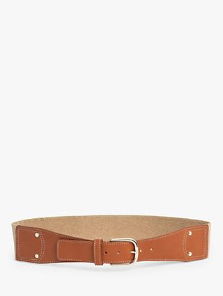 Gerard Darel Polo Belt, Camel