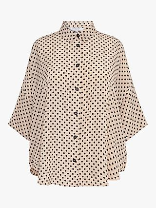 Gerard Darel Ninna Shirt Blouse, Multi
