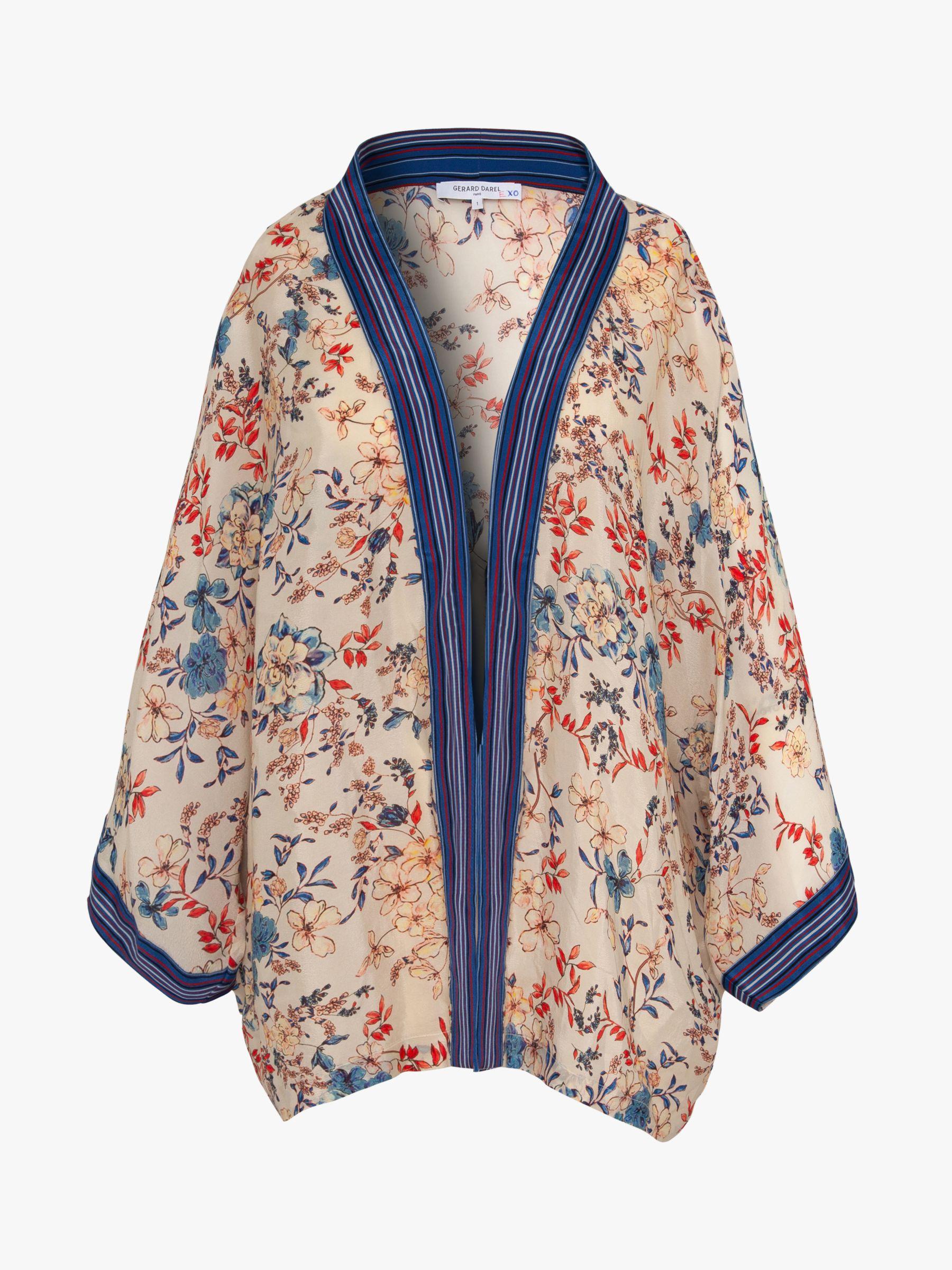 Gerard Darel Gerard Darel Adeline Kimono Jacket, Multi