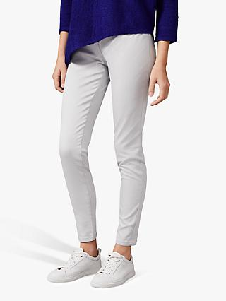 Phase Eight Amina Jeggings, White