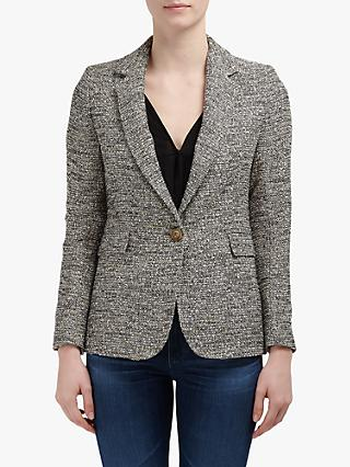 Helene For Denim Wardrobe Carinne Jacket, Natural