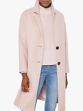 Mint Velvet Boyfriend Coat