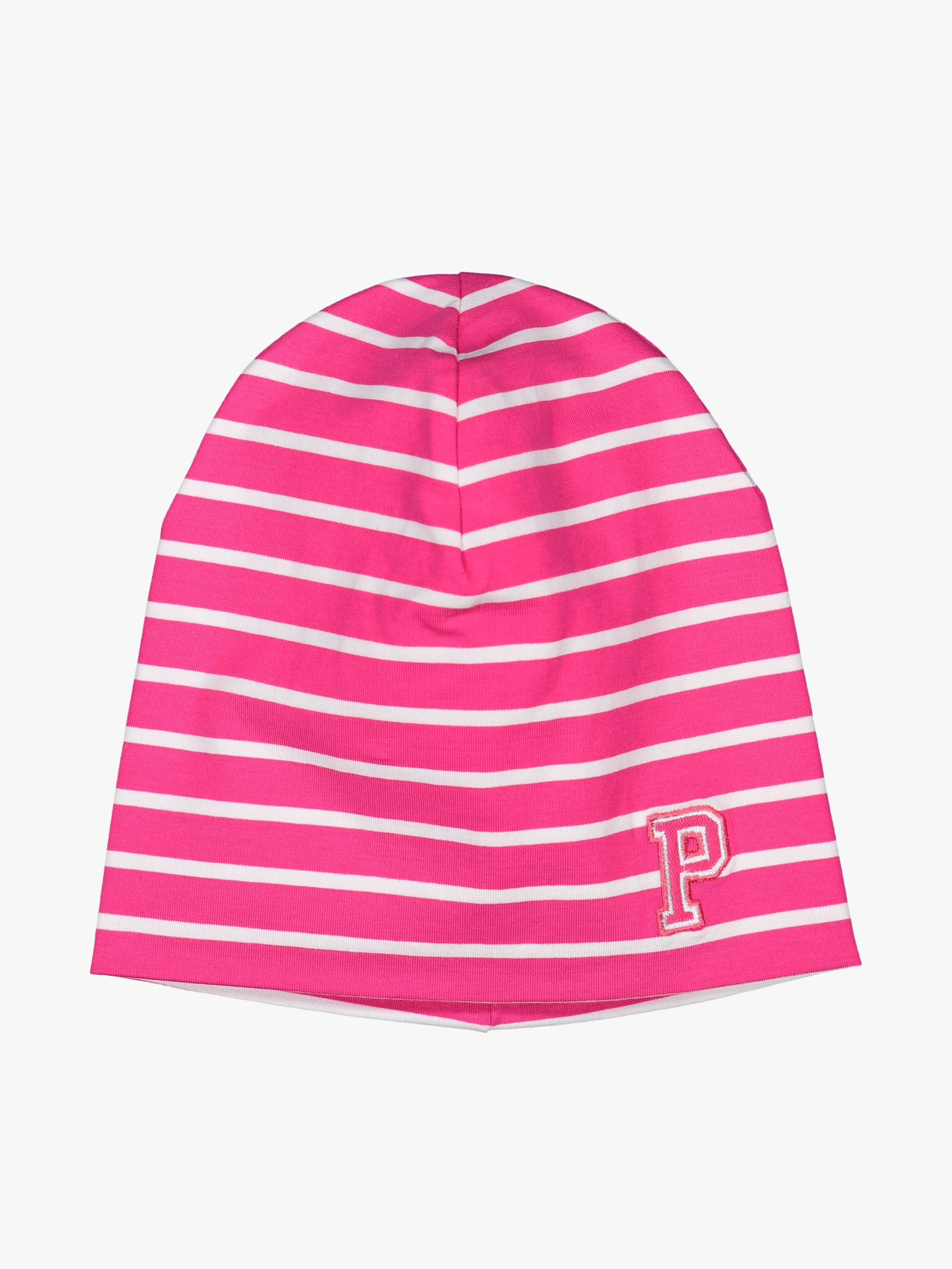Polarn O. Pyret Polarn O. Pyret Children's Stripe Beanie Hat