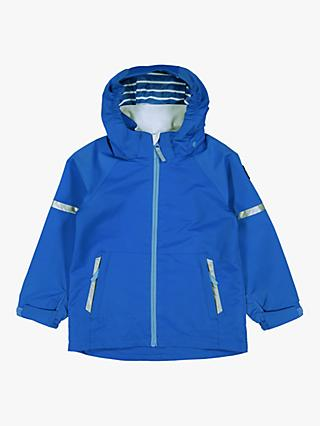 Polarn O. Pyret Children's Waterproof Shell Coat