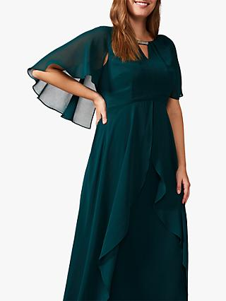 Studio 8 Ruby Maxi Dress, Peacock Green