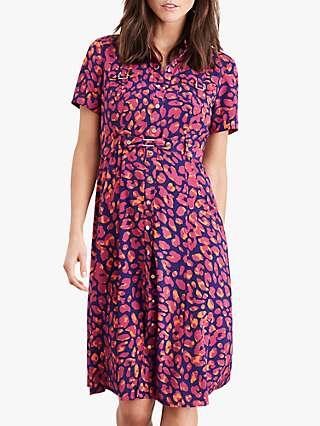 Damsel in a Dress Leonore Leopard Dress