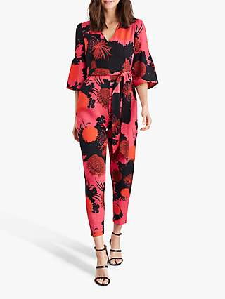 Damsel in a Dress Annora Printed Jumpsuit, Blossom