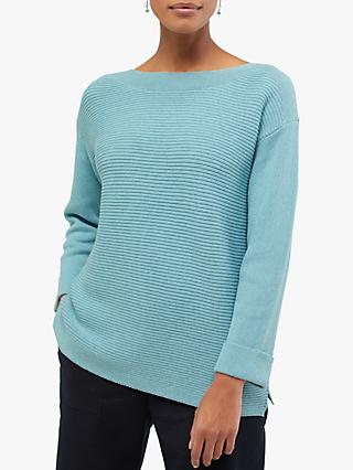 White Stuff Uptown Merino Wool Blend Jumper