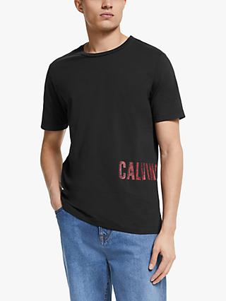 Calvin Klein Performance Short Sleeve T-Shirt, Black