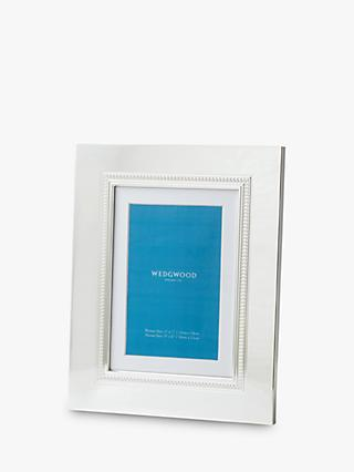 Wedgwood Simply Wish Photo Frame