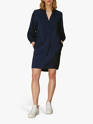Whistles Enora Pocketed Dress
