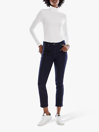 Pure Collection Duchy Cropped Jeans