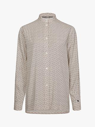 Calvin Klein Monogram Shirt, White