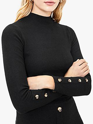 Oasis Ribbed Knit Cosy Top