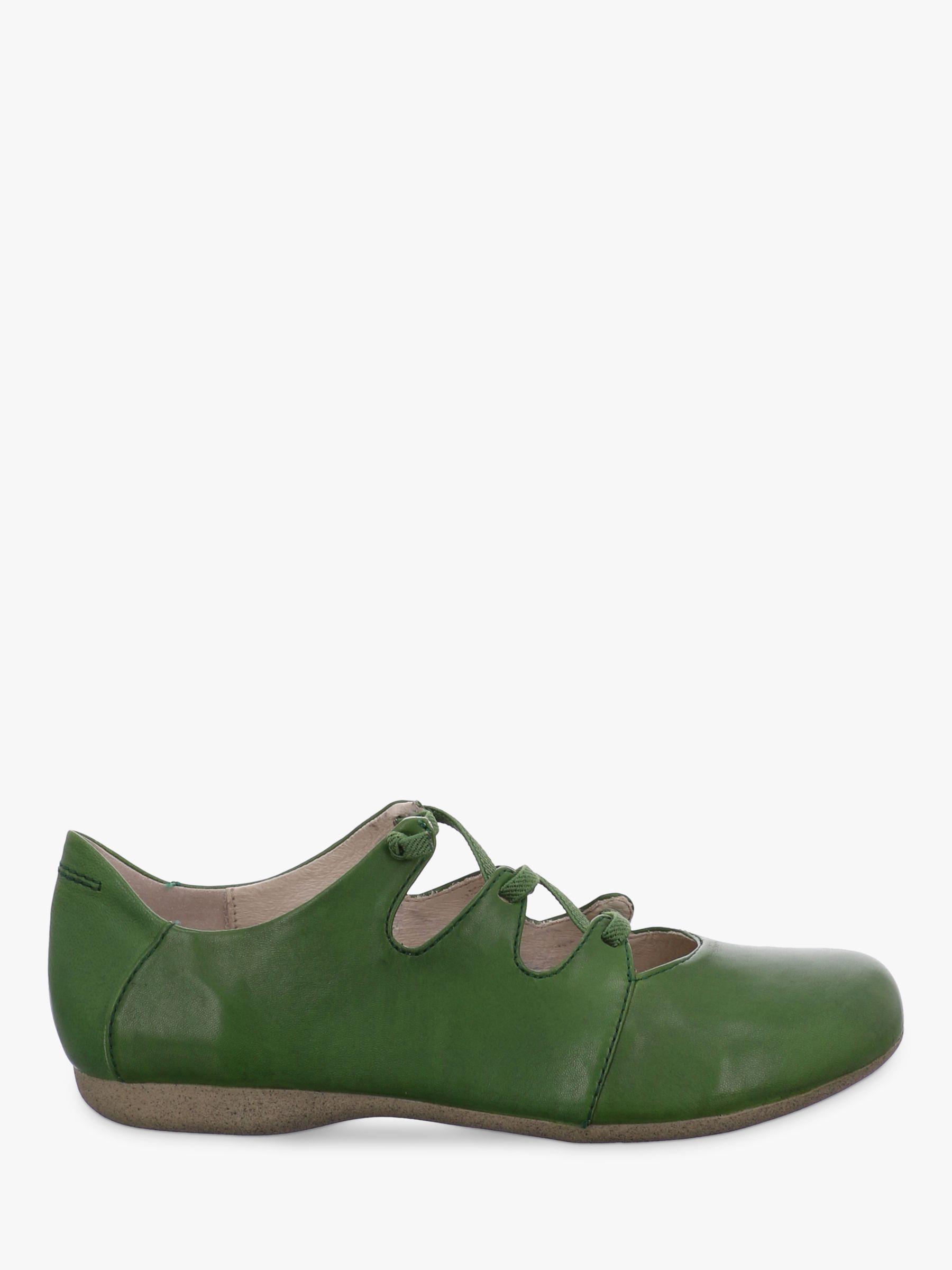 Josef Seibel Josef Seibel Fiona 04 Leather Lace Up Casual Shoes