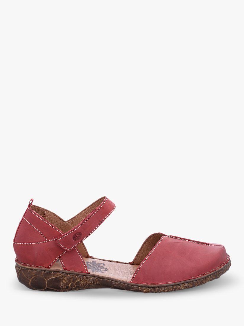 Josef Seibel Josef Rosalie 42 Leather Sandals