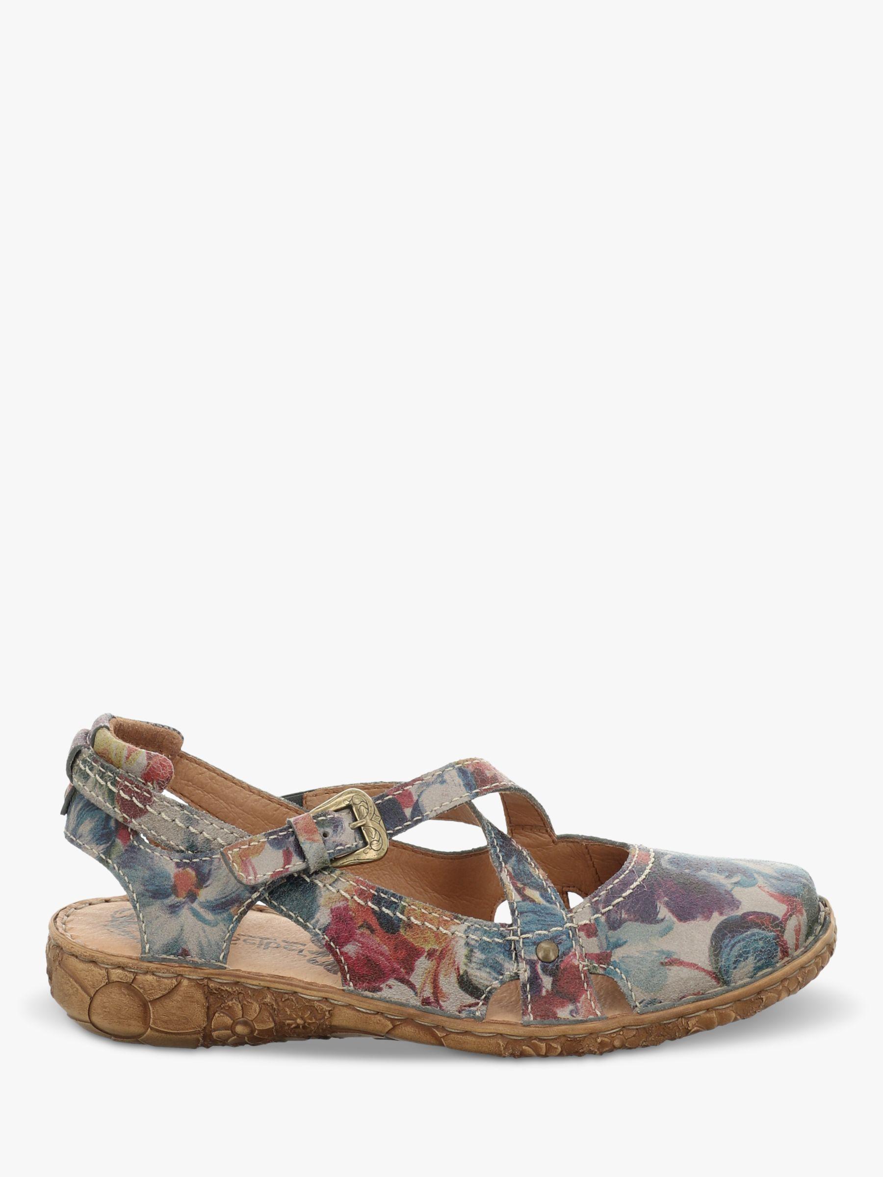 Josef Seibel Josef Seibel Rosalie 13 Leather Casual Shoes