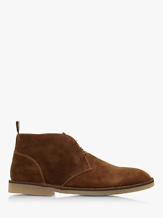 Dune Cherubs Suede Lace Up Desert Boots