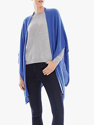 Pure Collection Gassato Cashmere Knitted Wrap