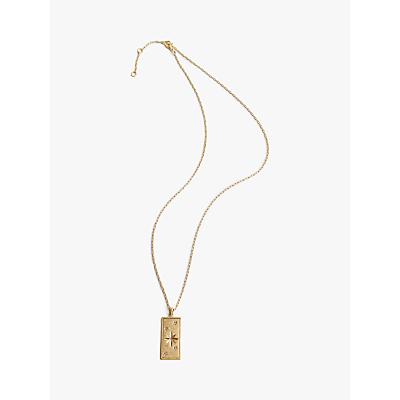 hush Elysa Pendant Necklace