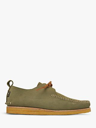 Yogi Lawson Suede Moccasin Shoes