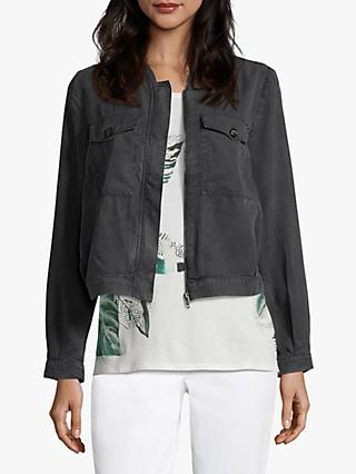 Betty & Co. Short Lyocell Jacket, Phantom