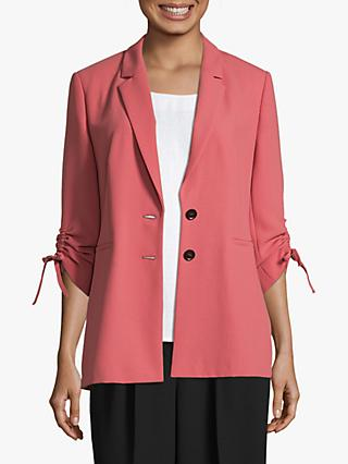 Betty & Co. Boyfriend Jacket, Dusty Old Rose