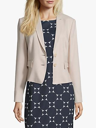 Betty & Co. Short Length Blazer, Cream