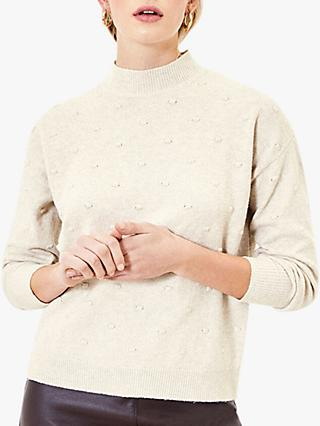 Oasis Bobble Textured Jumper