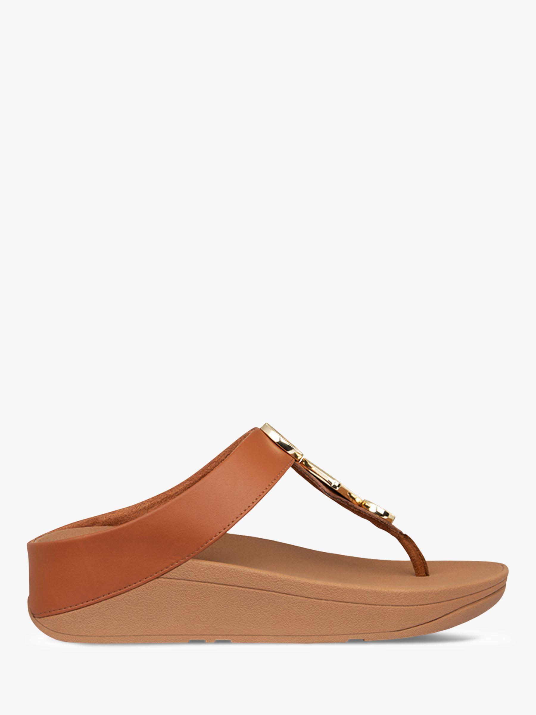 Fitflop FitFlop Leia Embellished Platform Sandals
