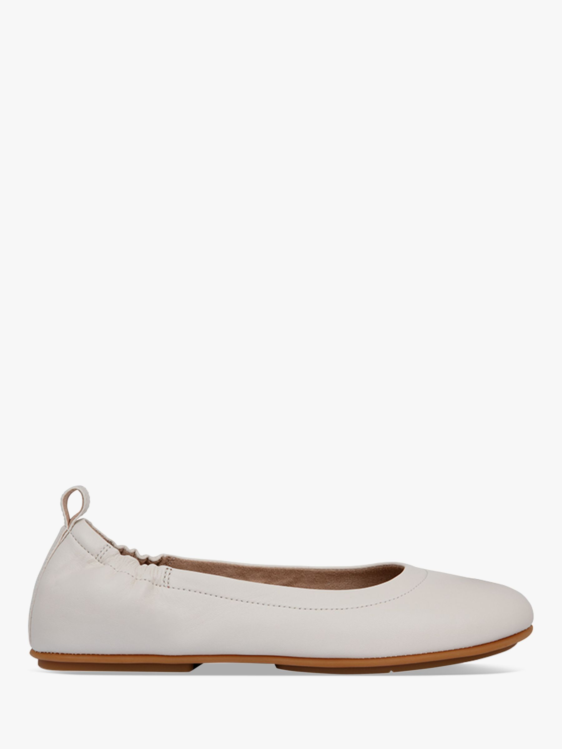 Fitflop Fitflop Allegro Flat Leather Pumps