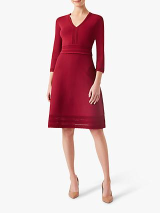 Hobbs Adalee Knitted Dress