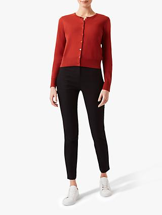 Hobbs Lorna Trousers, Black