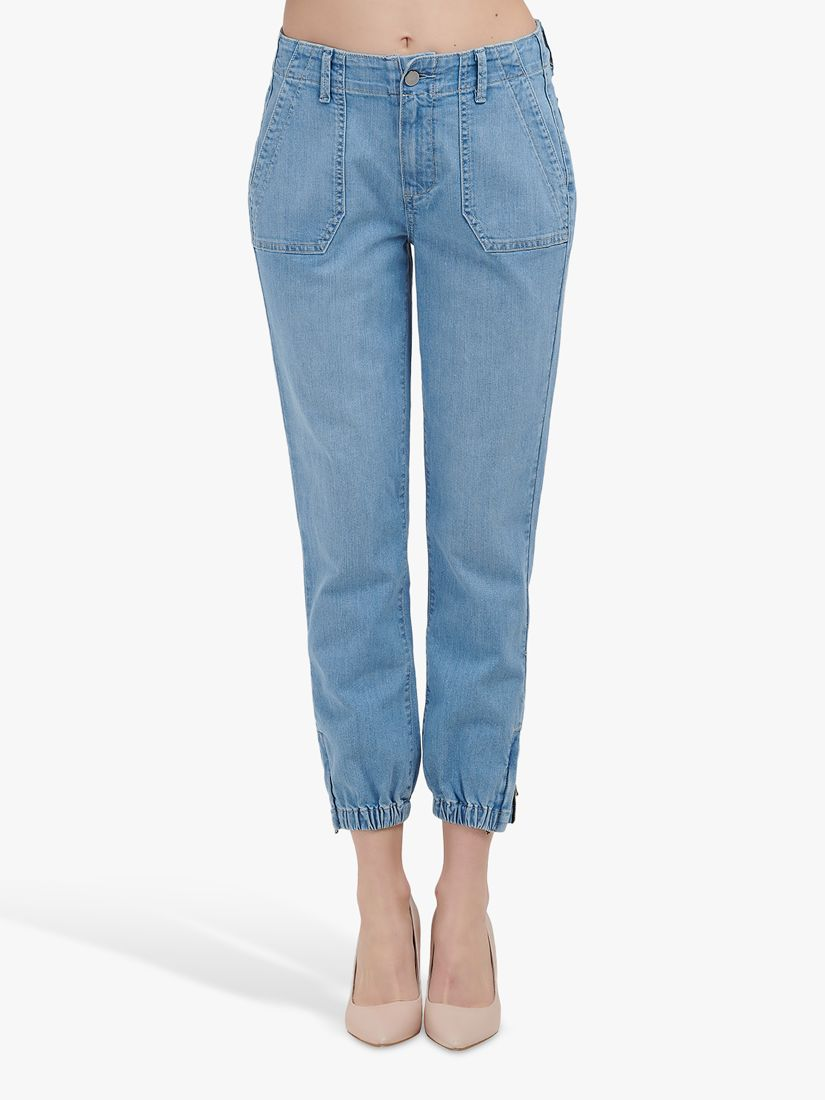 Paige Paige Mayslie Jogger Jeans, Morning Dew