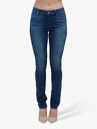 Paige Hoxton Slim Straight Leg Jeans, Forever