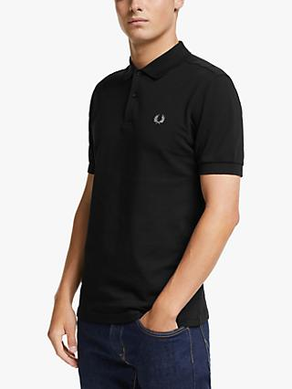 Fred Perry Plain Regular Fit Polo Shirt
