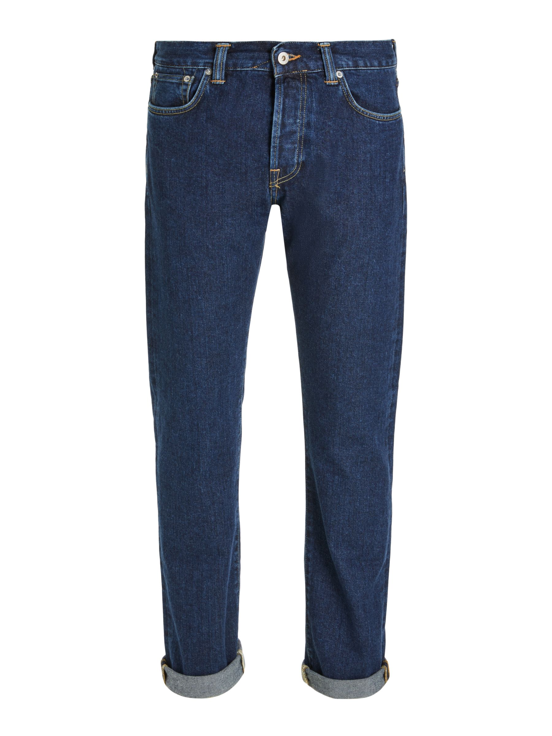 Buy Edwin ED-71 Slim Straight Jeans, Akira Wash Blue, 28 Online at johnlewis.com