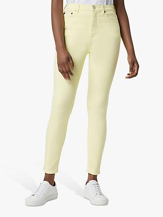 French Connection Mid Rise Skinny Rebound Jeans
