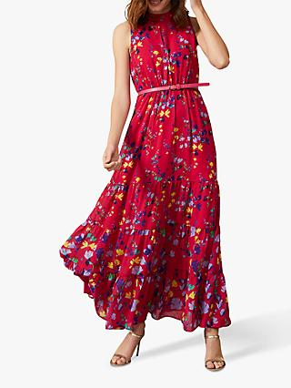 Phase Eight Henrietta Floral Maxi Dress, Multi