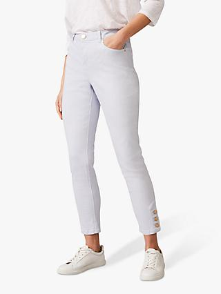 Phase Eight Bobbie Skinny Jeans, Blue Sky